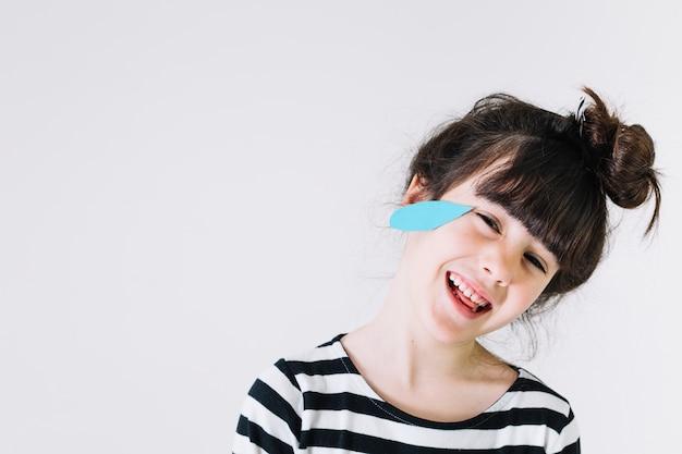 Dziewczyna śmia Się I Płacze Darmowe Zdjęcia