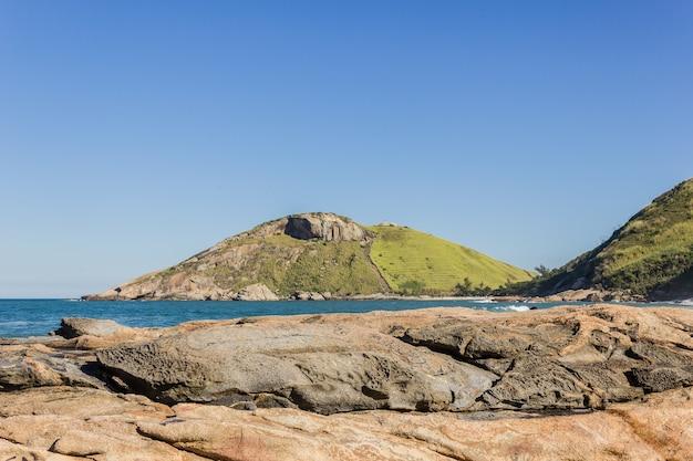 Dzikich Plaż Szlak W Rio De Janeiro Premium Zdjęcia