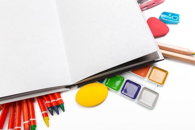 Edukacja szkolna dostarcza przedmioty Premium Zdjęcia