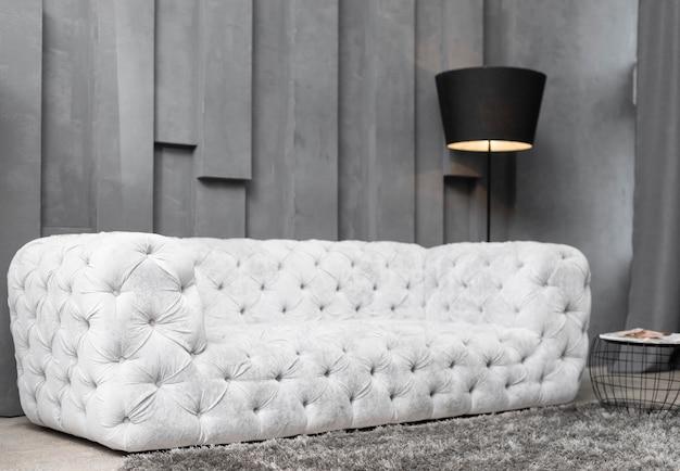 Elegancka Sofa W Nowoczesnym Salonie Darmowe Zdjęcia