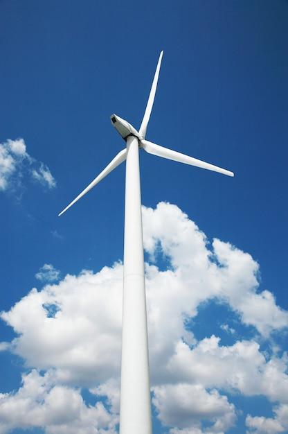 Elektrownia Wiatrowa Premium Zdjęcia