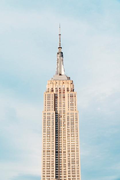 Empire State Building W Nowym Jorku Darmowe Zdjęcia