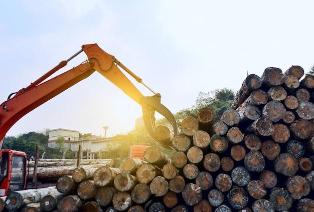 Fabryka Przetwórstwa Drewna Darmowe Zdjęcia