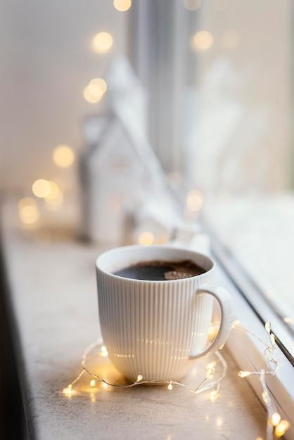 Filiżanka Herbaty I Ciasteczka Darmowe Zdjęcia
