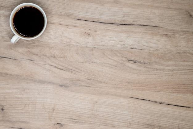 Filiżanka Kawy Na Desce Darmowe Zdjęcia