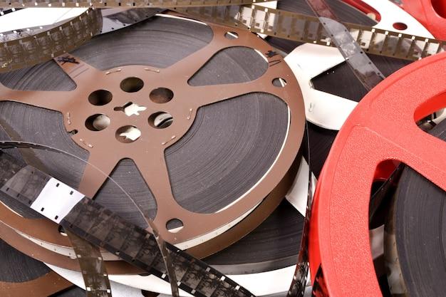 Filmy i rolki Premium Zdjęcia