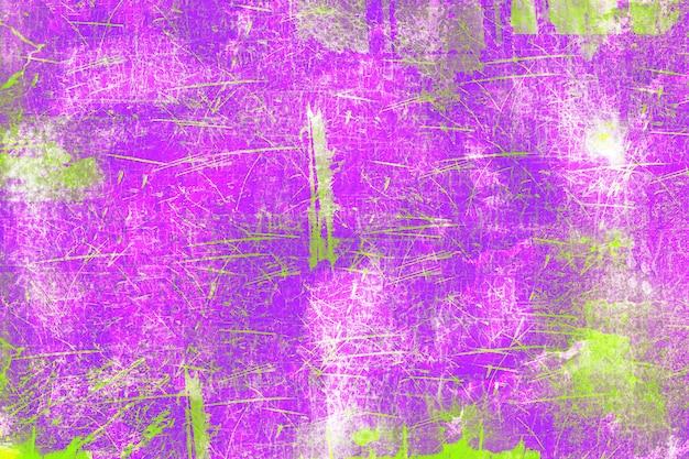 Fiołkowy żółty Stary Grunge Tekstury Narysów Rdzy Zniekształcenia Wysokiej Rozdzielczości Tekstury Tło Premium Zdjęcia