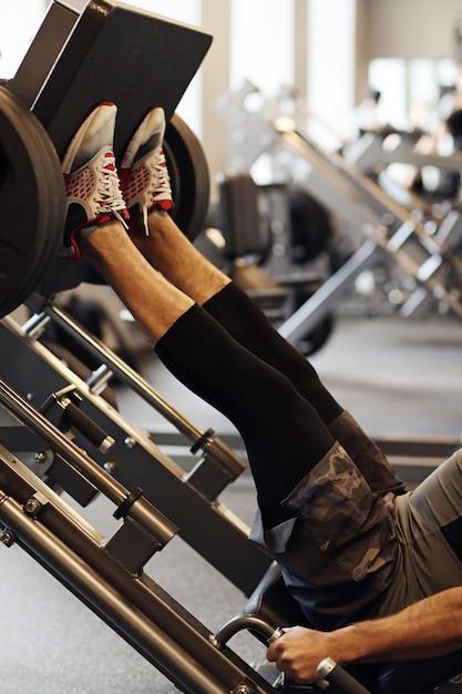Fitness Na Siłowni Darmowe Zdjęcia