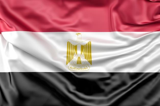 Flaga Egiptu Darmowe Zdjęcia