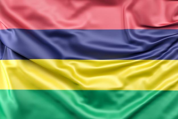 Flaga Mauritiusa Darmowe Zdjęcia