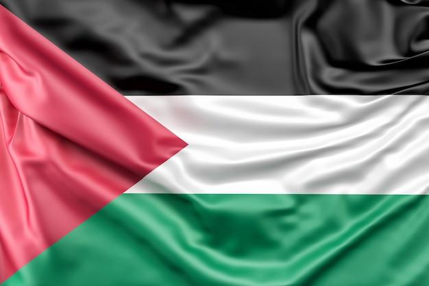 Flaga palestyny Darmowe Zdjęcia
