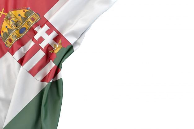 Flaga Węgier Premium Zdjęcia
