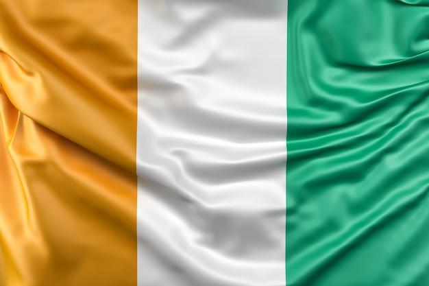 Flaga Wybrzeża Kości Słoniowej Darmowe Zdjęcia