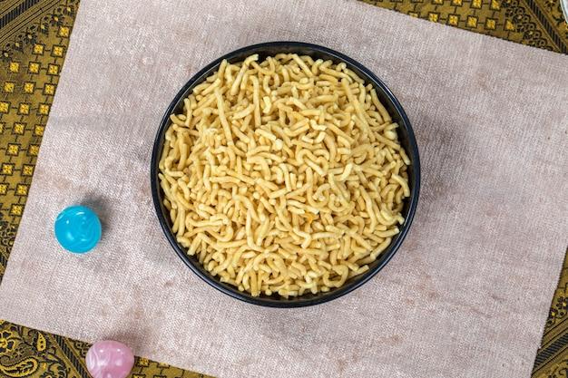Gathiya namkeen Premium Zdjęcia