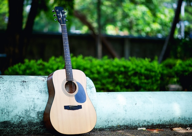 Gitara Akustyczna Premium Zdjęcia