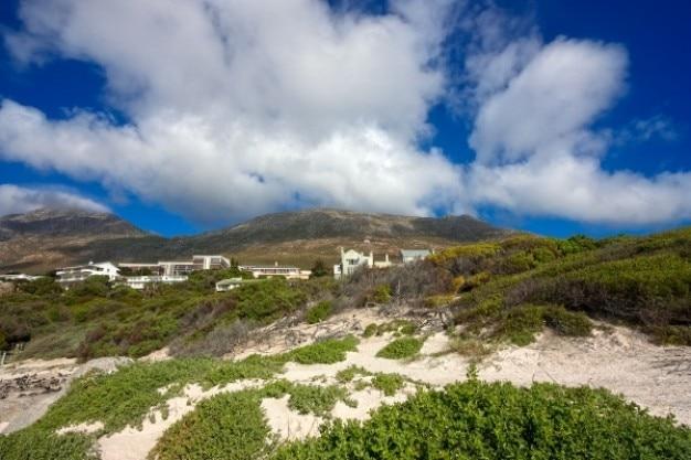 Głazy beach villa hdr Darmowe Zdjęcia