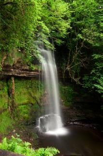 Glencar Falls Tło Darmowe Zdjęcia