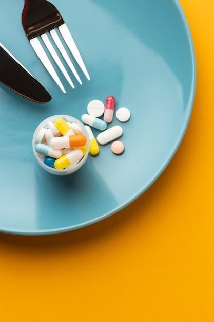 Gmo Chemicznie Modyfikowana żywność I Pigułki Darmowe Zdjęcia