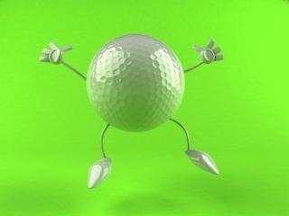 Golf, ilustracja Darmowe Zdjęcia