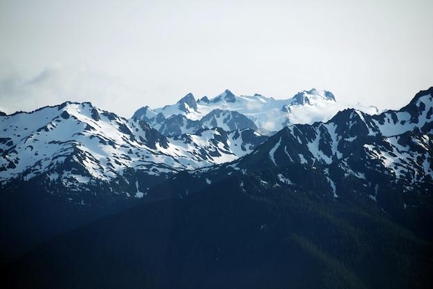 Góry olimpijskie usa Darmowe Zdjęcia