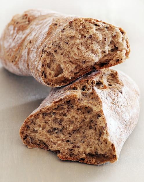 Gotowanie. Pyszny Chleb Z Dobrej Pszenicy Darmowe Zdjęcia
