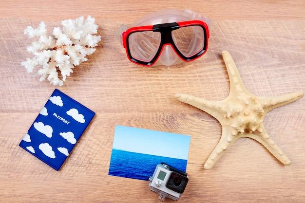 Gotowy Na Letnie Wakacje Premium Zdjęcia