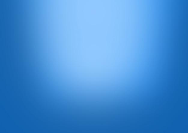 Gradientu błękitny abstrakcjonistyczny tło Premium Zdjęcia