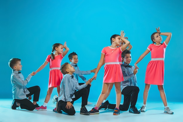 Grupa Dzieci Tancerza Darmowe Zdjęcia