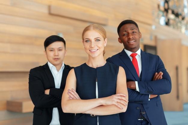 Grupa ludzi biznesu Premium Zdjęcia
