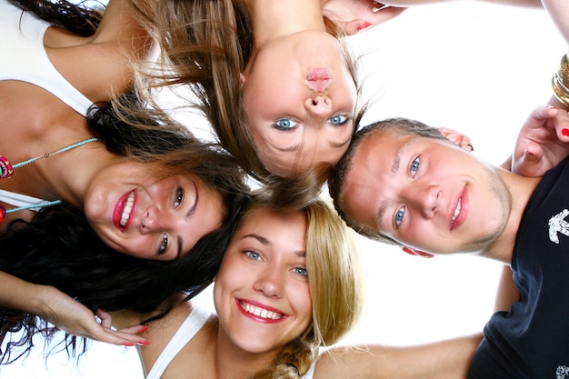 Grupa Pięknych Nastolatków Darmowe Zdjęcia