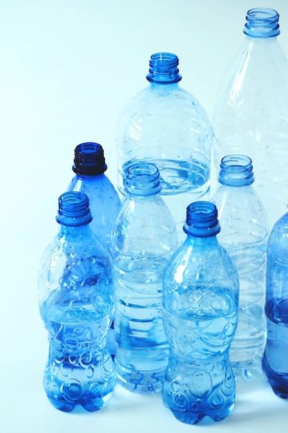Grupa Plastikowych Butelek Darmowe Zdjęcia