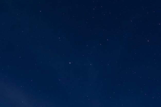 Gwiaździste Nocne Niebo Długi Czas Ekspozycji Darmowe Zdjęcia