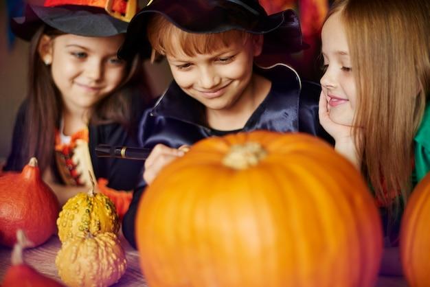 Halloween To świetna Zabawa Dla Dzieci Darmowe Zdjęcia