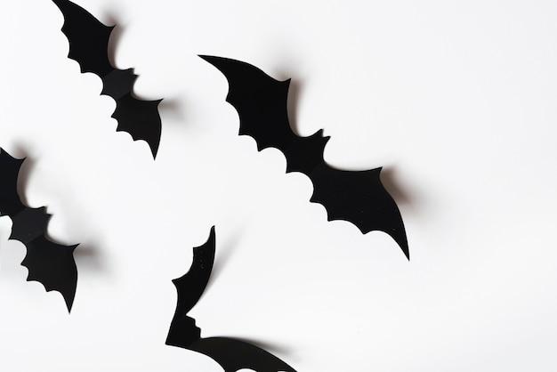 Halloweenowe dekoracje na ścianie Darmowe Zdjęcia