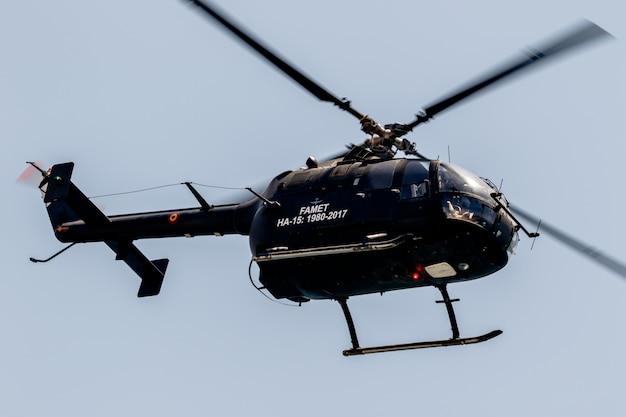 Helicoter messerschmitt Premium Zdjęcia