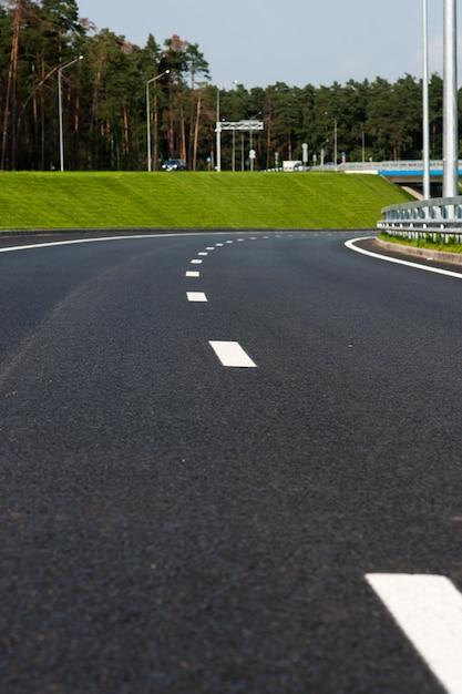 Highland Road Premium Zdjęcia