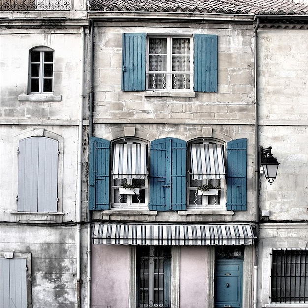 Home Provence Europa Francja Budynek Cote Darmowe Zdjęcia