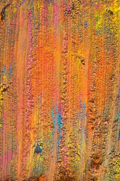 Jasna Pomalowana Na Pomarańczowo Powierzchnia Darmowe Zdjęcia