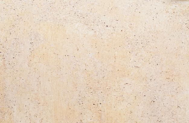 Jasnobeżowa ściana Tekstur Premium Zdjęcia