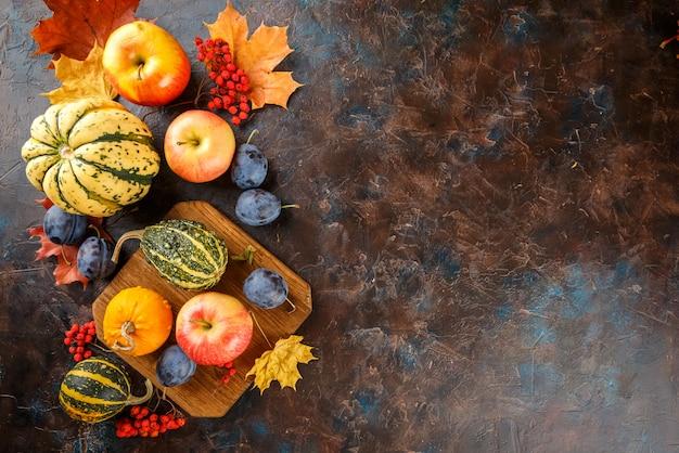 Jesień życia stll życia Premium Zdjęcia