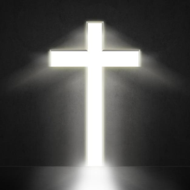 Jezus drzwi Premium Zdjęcia