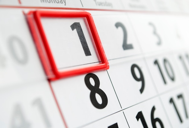 Kalendarz Premium Zdjęcia