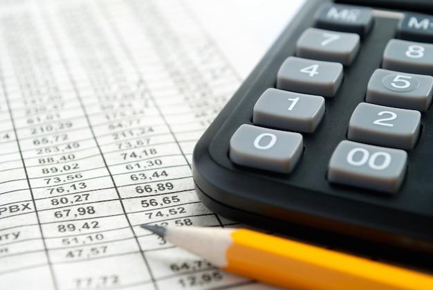 Kalkulator Premium Zdjęcia