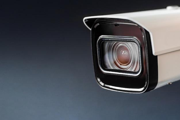 Kamera Cctv. System Bezpieczeństwa. Premium Zdjęcia