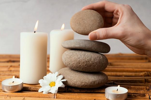 Kamienie Do Medytacji Darmowe Zdjęcia