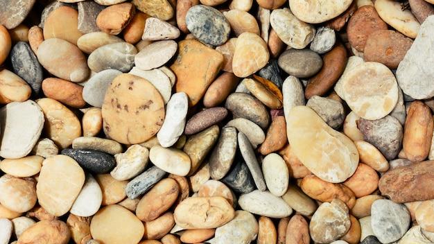 Kamienna podłogowa tekstura w naturze Premium Zdjęcia