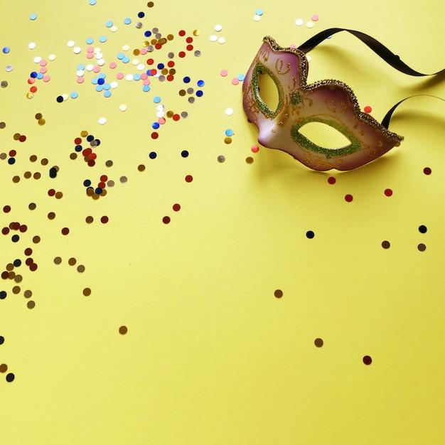 Karnawał. mardi gras. brazylijski karnawał. wiosna Premium Zdjęcia