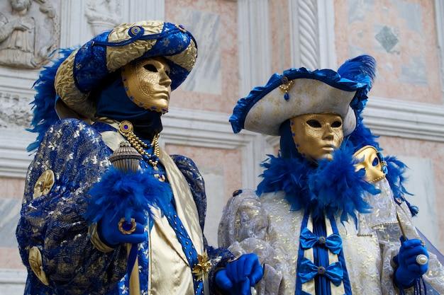 Karnawał - Wenecja Włochy Premium Zdjęcia