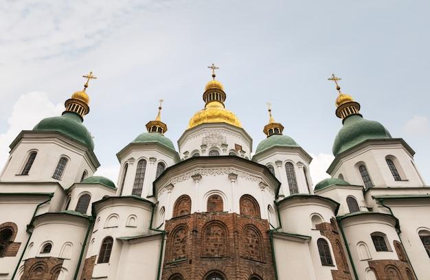 Katedra świętego Sofii, Kijów, Ukraina Premium Zdjęcia