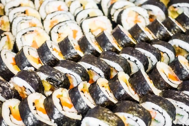 Kawałki Sushi Darmowe Zdjęcia
